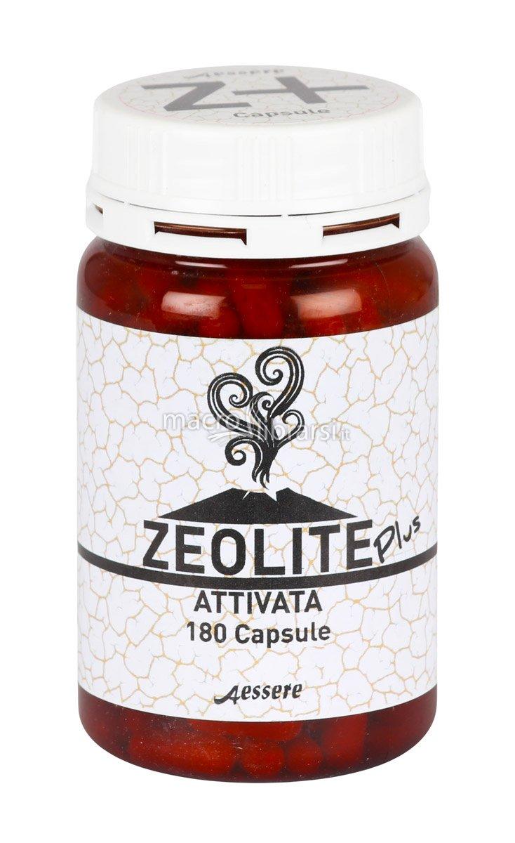 Image of Zeolite Plus Attivata Dispositivo Medico 180 Capsule 970526721