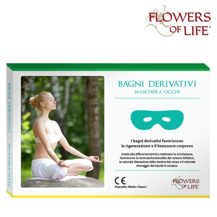 Image of 4Ever Young Flowers Of Life Bagni Derivativi Maschera Occhi 970536797