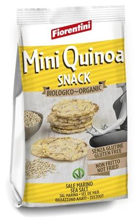 Image of Fiorentini Bio Mini Quinoa Snack 50g 970577387