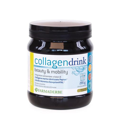 Farmaderbe Collagen Drink Limone Integratore Alimentare 295g