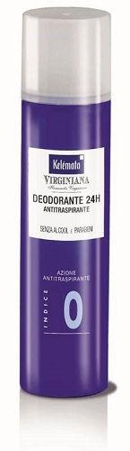 Kelèmata Virginiana Deodorante Spray 0 100ml