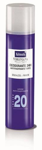 Kelèmata Virginiana Deodorante Spray 20 100ml
