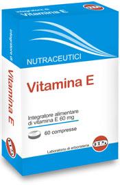 Image of Kos Vitamina E Naturale Integratore Alimentare 60 Compresse