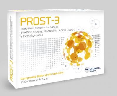 Image of Prost 3 Integratore Alimentare 15 Compresse 970777355
