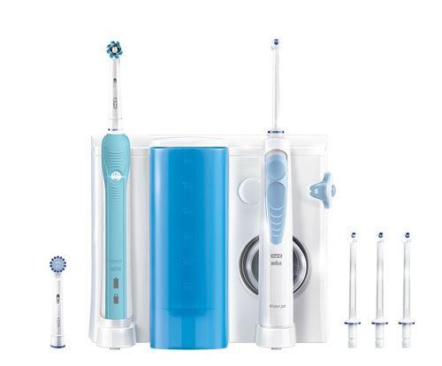 Oral B Oral Center Water OC16 Spazzolino Elettrico + Idropulsore MD 16