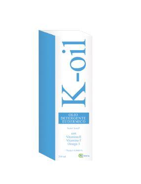 RNE Biofarma K Oil Olio Detergente Eudermico 250ml