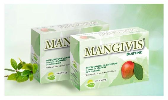 Farma Natura Bio Mangivis Bustine Integratore Alimentare 16 Bustine