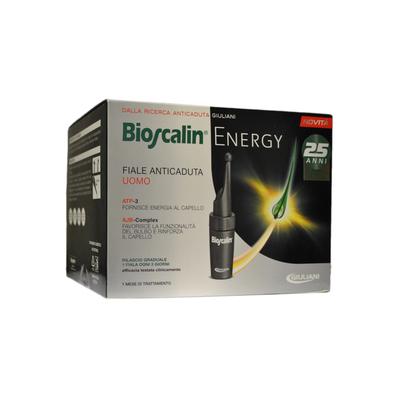 Image of Bioscalin Energy Anticaduta Capelli Uomo 10 Fiale 970977144