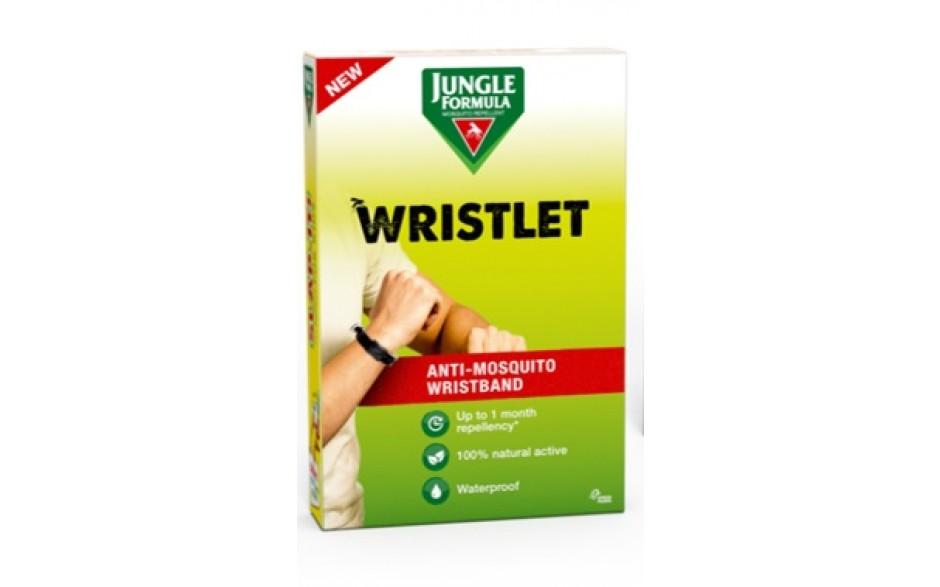 Image of Jungle Formula Wristlet Braccialetto Adulti Anti Zanzare 1 Braccialetto