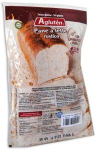 Image of Agluten Pane Rustico A Fette Senza Glutine 300g 971068907