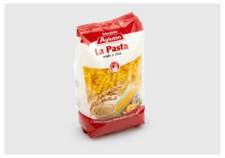 Image of Aglutèn Fusilli Pasta Senza Glutine 500g 971122650