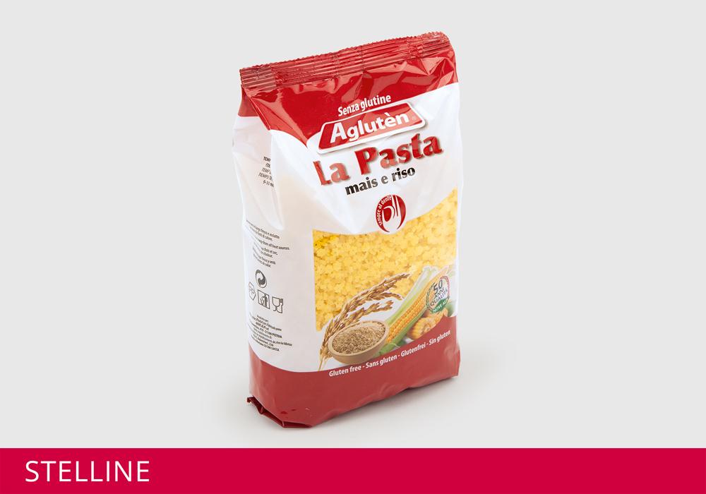 Image of Agluten La Pasta Senaza Glutine Stelline 400g 971122674