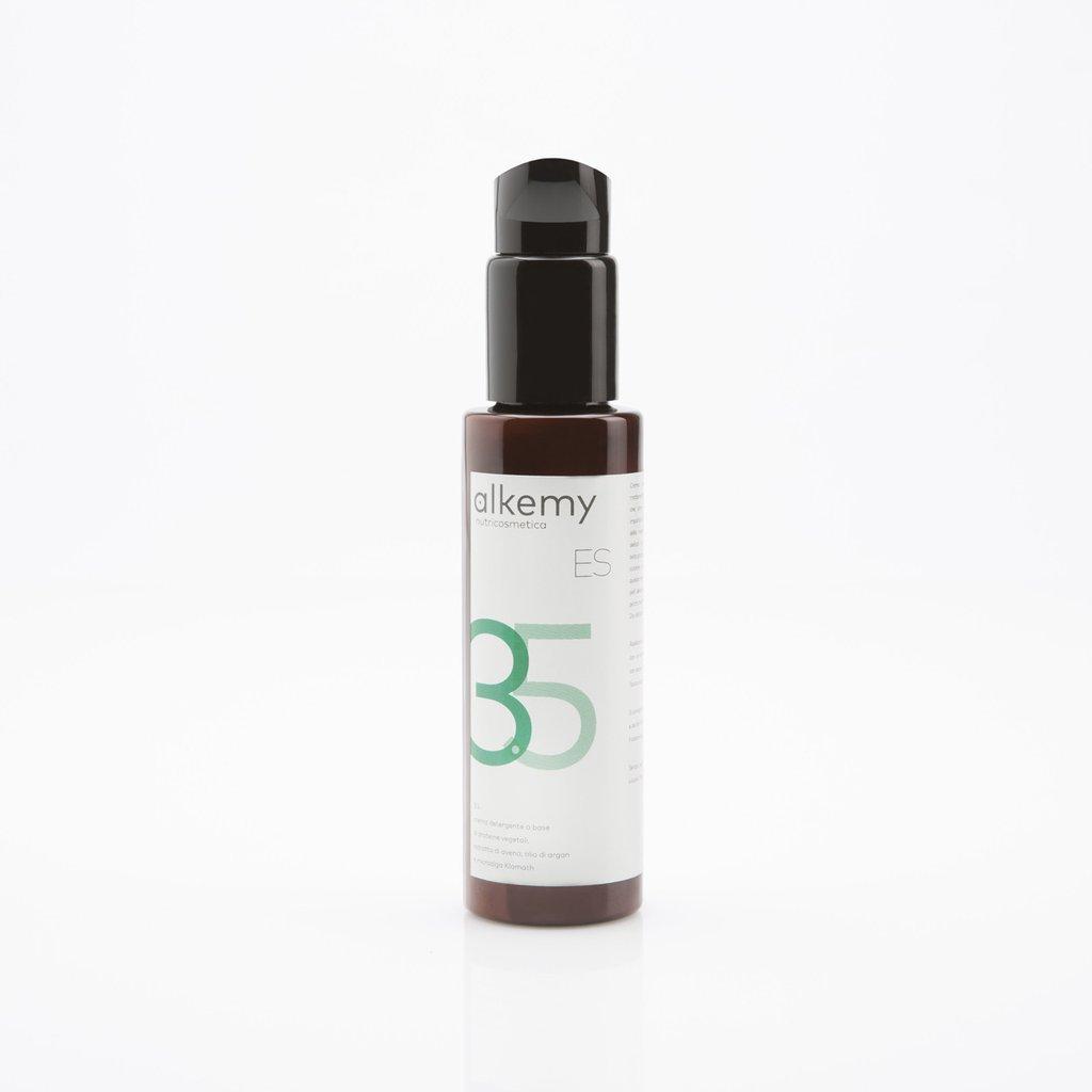 Image of Alkemy Es Crema Detergente Con Estratto Di Avena Nutriente Lenitiva 100ml 971187923
