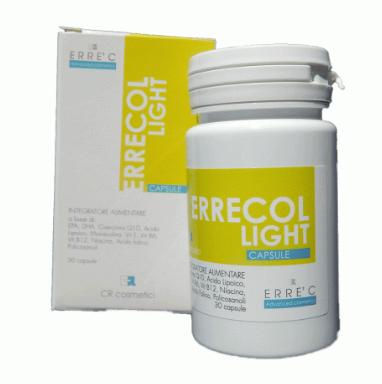 Image of CR Farma Errecol Light Integratore Alimentare 30 Capsule 971225774