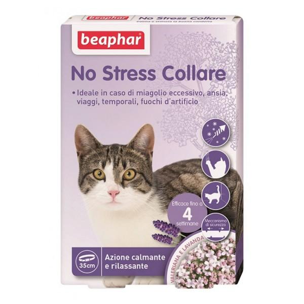 Image of Beaphar No Stress Collare Gatto 971240611