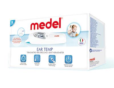 Medel Ear Temp Termometro Per Orecchio 1 Pezzo