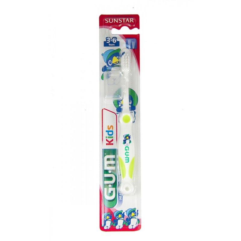 Gum Kids Spazzolino 3-6 Anni