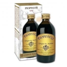 Dr. Giorgini Pioppavis Liquido Analcolico Integratore Alimentare 200ml