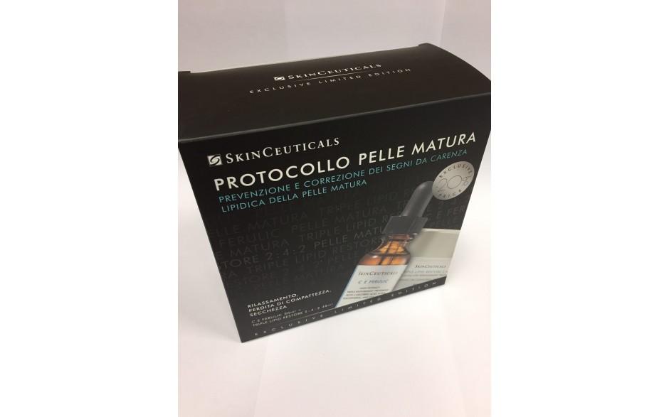La protezione di crema da apparizione di pigmentazione