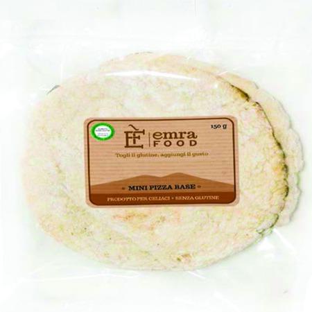 Image of Emra Food Mini Pizza Senza Glutine 180g 971553387