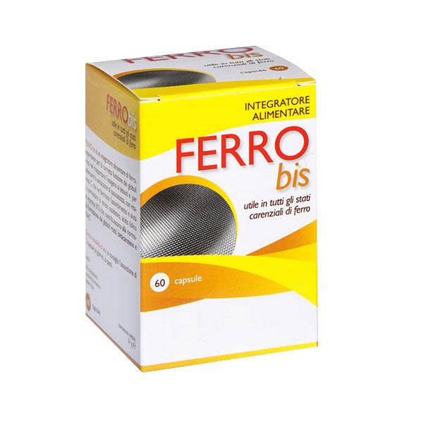 Image of Aqua Viva Ferro Bis Integratore Alimentare 30 Capsule 971622446