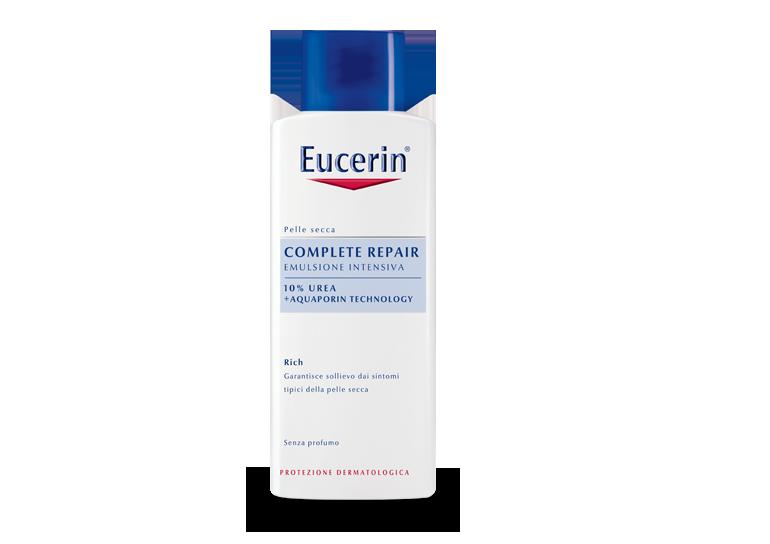 Image of Beiersdorf Eucerin Complete Repair Emulsione Intensiva 10% Urea 250ml 971695477