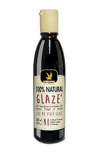 De Nigris Glassa Di Aceto 100% Naturale Igp