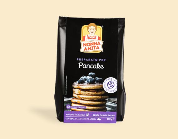 Image of Nonna Anita Preparato Per Pancake Senza Glutine 250g 971756008