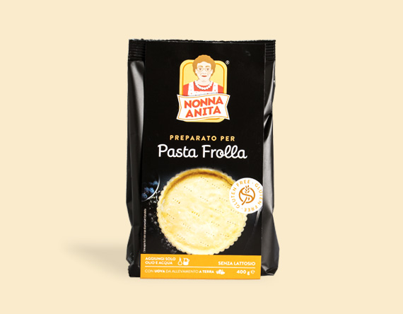 Image of Nonna Anita Preparato Per Pasta Frolla Senza Glutine 400g 971756022