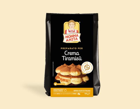 Image of Nonna Anita Preparato Per Crema Tiramisu' Senza Glutine 150g 971756046
