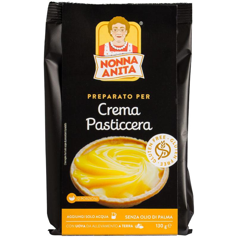 Image of Nonna Anita Preparato Per Crema Pasticcera Senza Glutine 130g 971756059