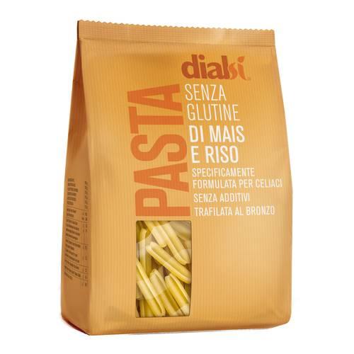Image of DialSì Caserecce Con Farina Di Mais E Riso Pasta Senza Glutine 400g 971974050
