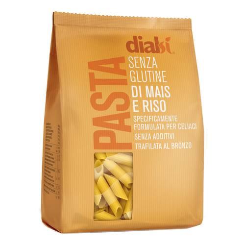Image of Dialsì Penne Rigate Pasta Senza Glutine 400g 971974136