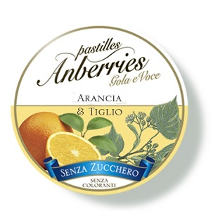 Image of Anberries Classic Caramelle Senza Zucchero 55g 971997717