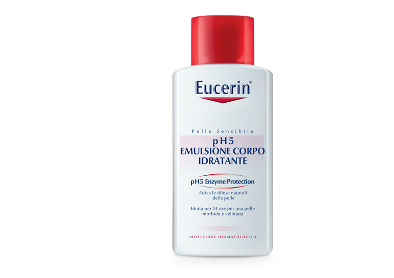Image of Beiersdorf Eucerin Ph5 Emulsione Corpo Idratante 400ml 972036709