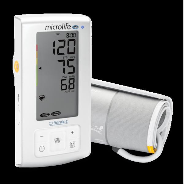 Microlife A6 Gentle Misuratore Di Pressione Sanguigna Automatico