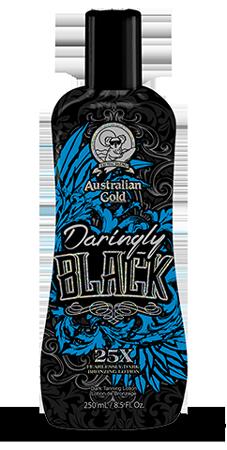 Image of Australian Gold Daringly Black Intensificatore Autoabbronzante 250ml 972129946