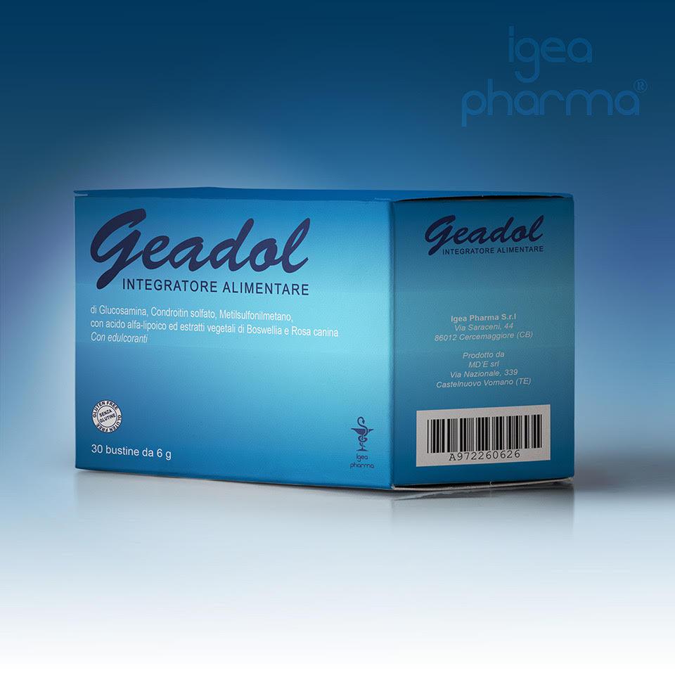 Image of Geadol Integratore Alimentare 30 Bustine 972260626