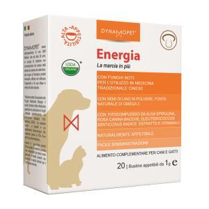 Image of Dynamopet Energia La Marcia in più 20 Integratore Alimentare Bustine x1g 972269512