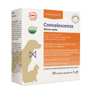 Image of Dynamopet Convalescenza Ripresa Rapida Integratore Alimentare 20 Bustine x1g 972269551