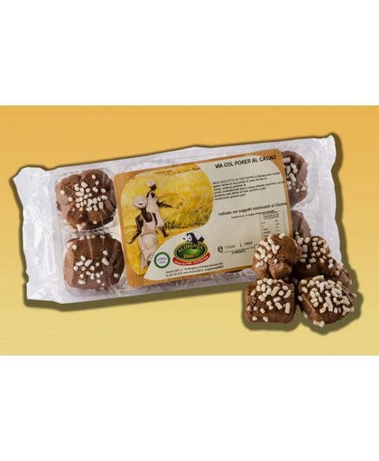 Image of Alimenta 2000 Via Col Poker Al Cacao Senza Glutine 300g 972394771
