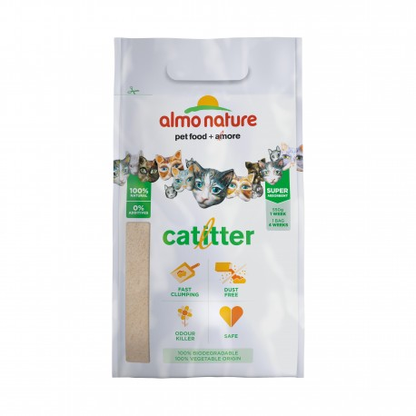 Image of Almo Nature Cat Litter 2,27kg 972453385