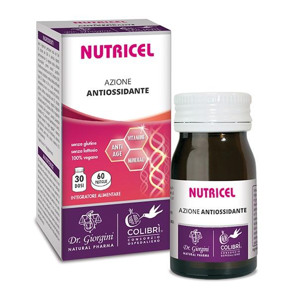 Image of Dr. Giorgini Nutricel Integratore Alimentare 60 Pastiglie 972533362