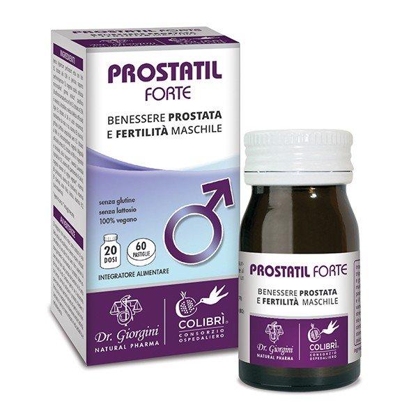 Image of Dr. Giorgini Prostatil Forte Integratore Alimentare 60 Pastiglie 972533398