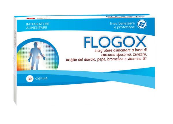 Image of Aqua Viva Flogox Integratore Alimentare 30 Capsule 972539872
