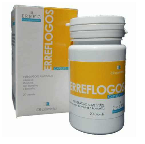 Image of CR Farma Erreflogos Ven Integratore Alimentare 20 Compresse 972785291