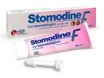 Icf Stomodine F Gel Stomatologico 30ml