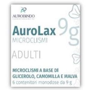 Image of Farmabindi Aurolax Microclismi Adulti 6 Pezzi 973148164