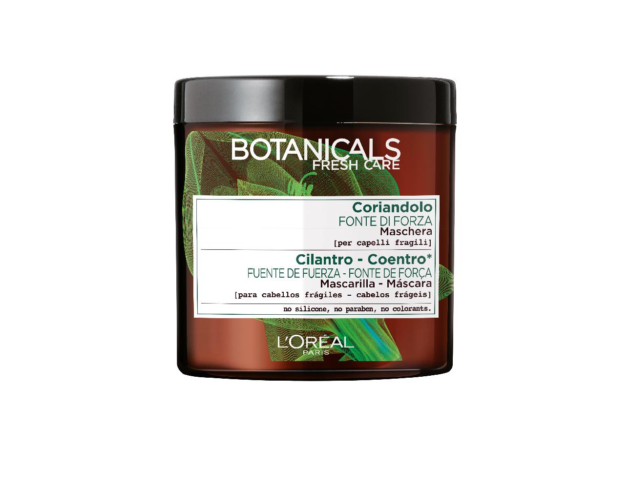 Image of Botanicals Fresh Care Maschera Rinforzante Coriandolo 200ml