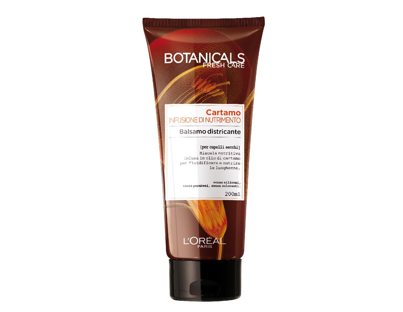 Image of Botanicals Fresh Care Balsamo Nutriente con Olio di Cartamo 200ml